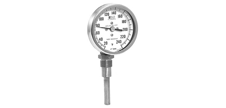 Weksler Bi-Metal Thermometers