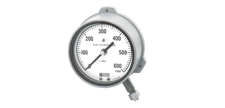 Weksler Hi-Shock Gauges